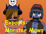Exports: Monster Teeth!