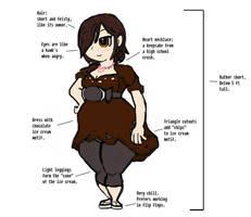 Kaley Character Study