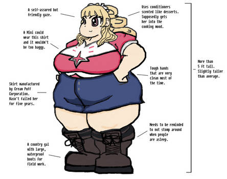 Bobbi Character Study