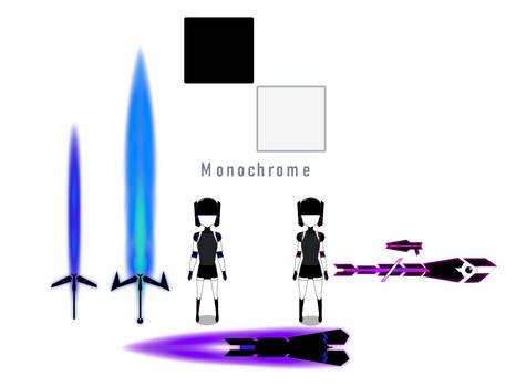 Fusion Weapon Minis! (Discord Adopt)