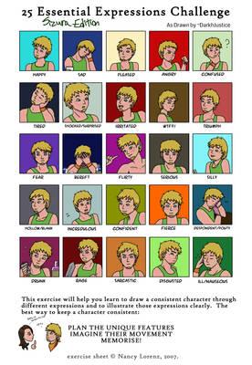 25 Essential Expressions - Sizura