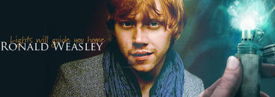 Ron Weasley Signature by MyFrozen-Heart