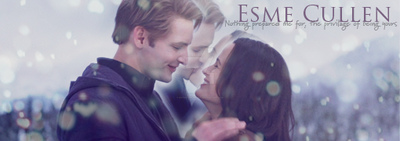 Esme Cullen Signature by MyFrozen-Heart