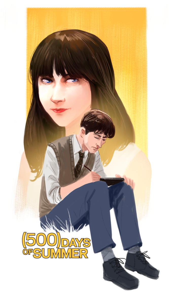 500 Days of summer by FabianCobos