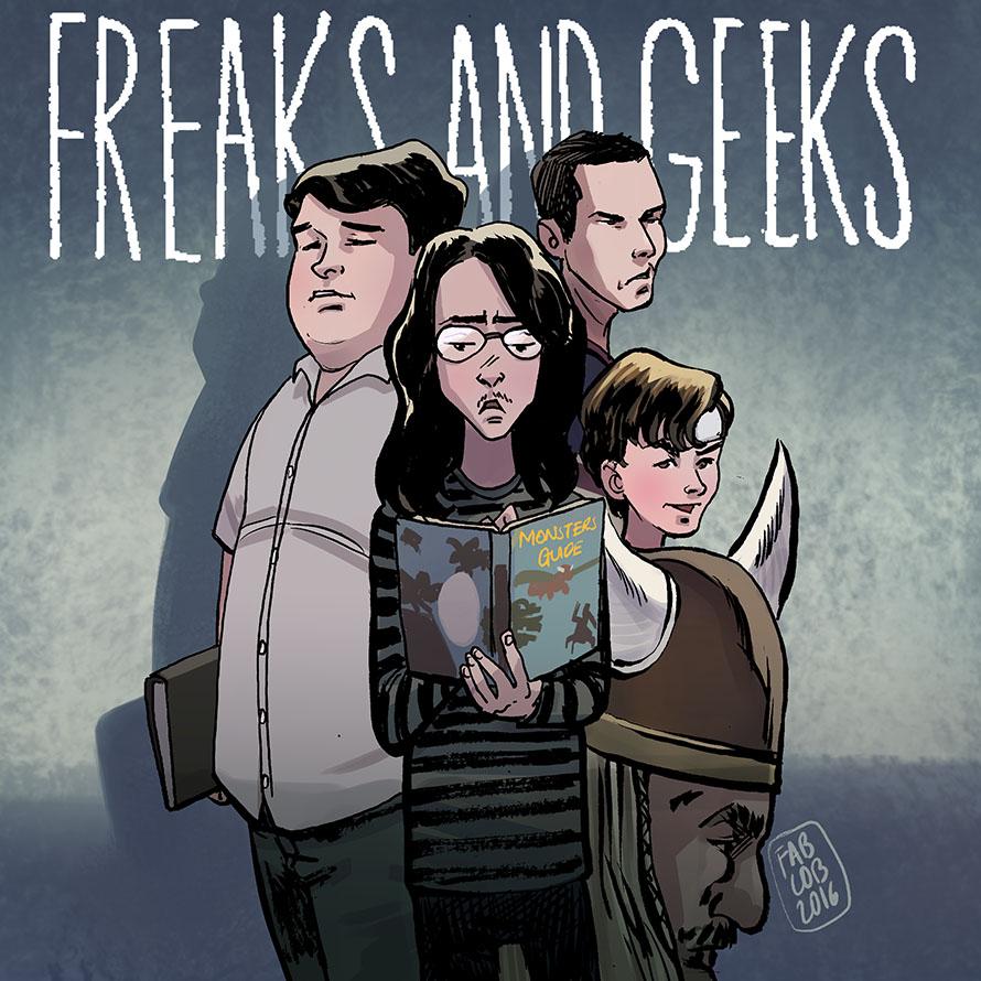 Freaksgeeks02 by FabianCobos