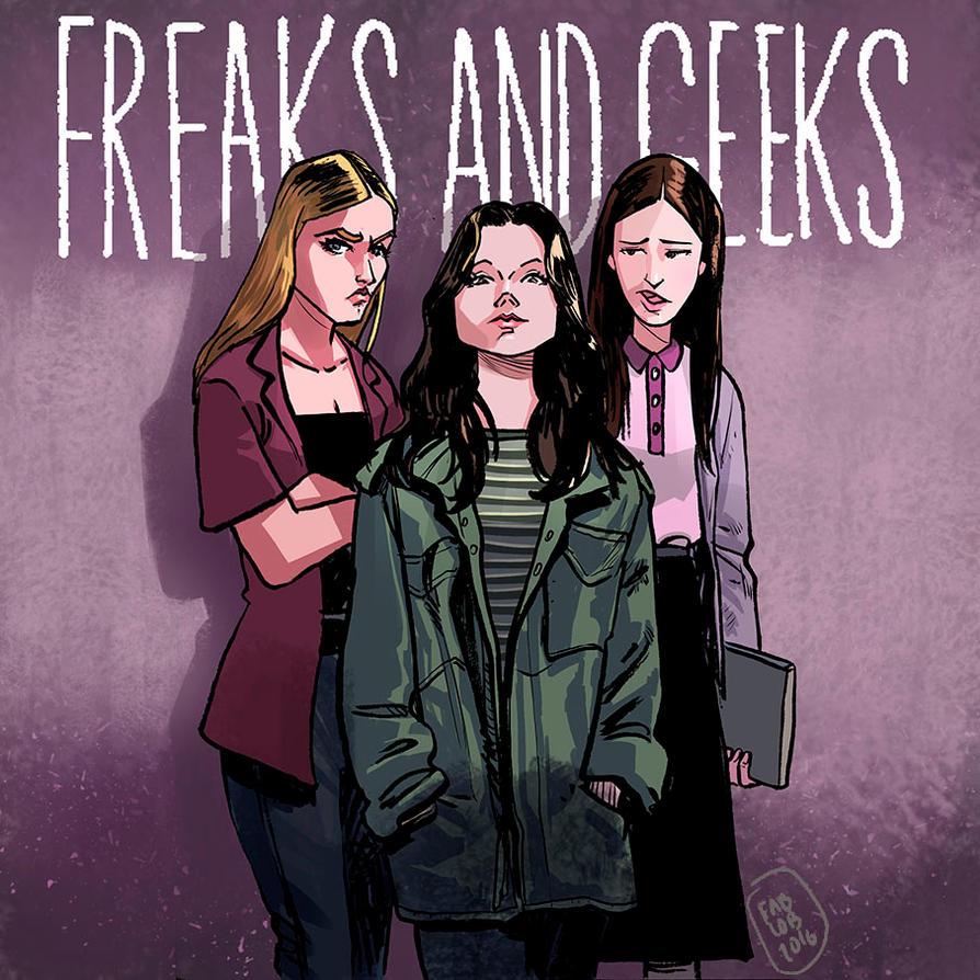 Freaksgeeks03 by FabianCobos