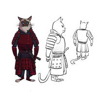 Cat Soldier New
