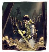 Archeologist by FabianCobos