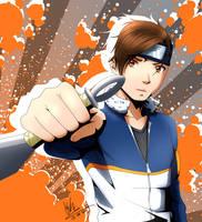 Vince but he's a ninja by NinjaDaLuaHT