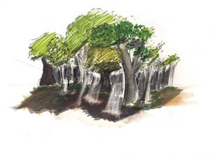 Restored Woodland