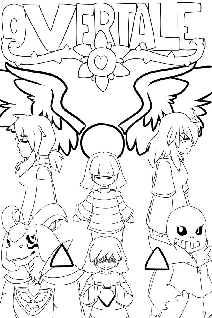 Overtale: Wings Of Destiny by Kiwi-Chan269