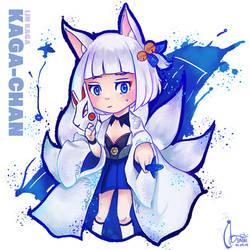 Kaga-chan by NestorLight