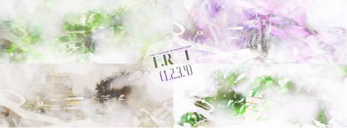 T.R #1 (3,4,5,6) by ilbehereHrjn