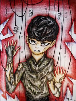 VIXX N Voodoo Doll