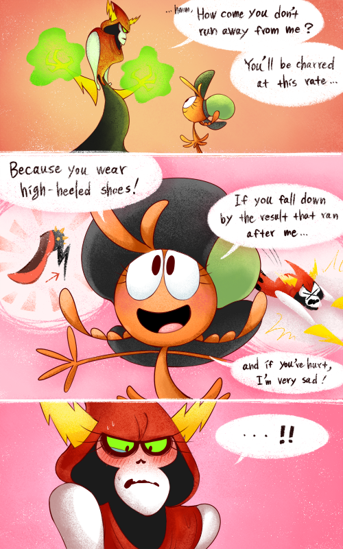 Lady Haters Shoes Comic 3 By Robotoco On Deviantart