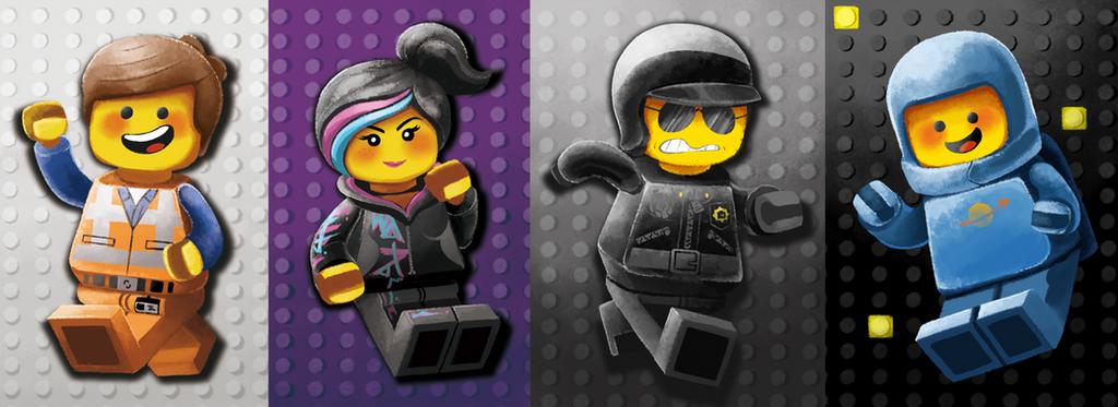 Legos by robotoco