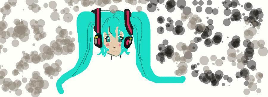 miku_paint by YunnyNeko