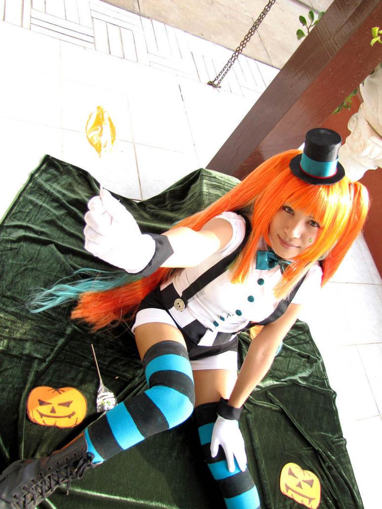 Mrs. Pumpkin by YunnyNeko