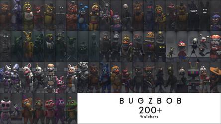 Thanks again!!! (200+ Watchers) by BugzBob