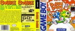 Bubble Bobble (Gameboy) Replacement insert-- by CougarLeon2