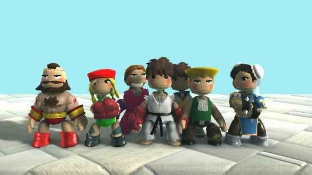 LBP 2 The SF gang by SpongeDudeCoolPants