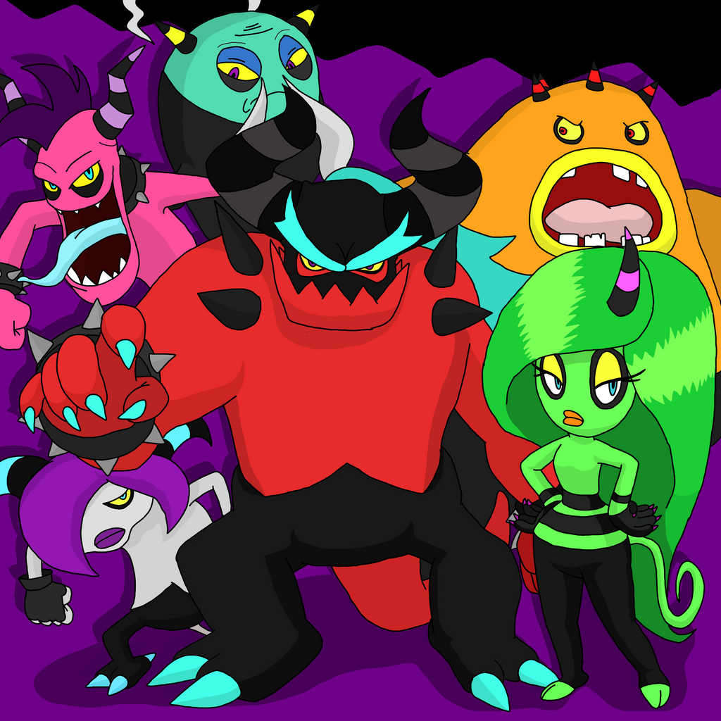 sonic lost world meet the deadly six movie