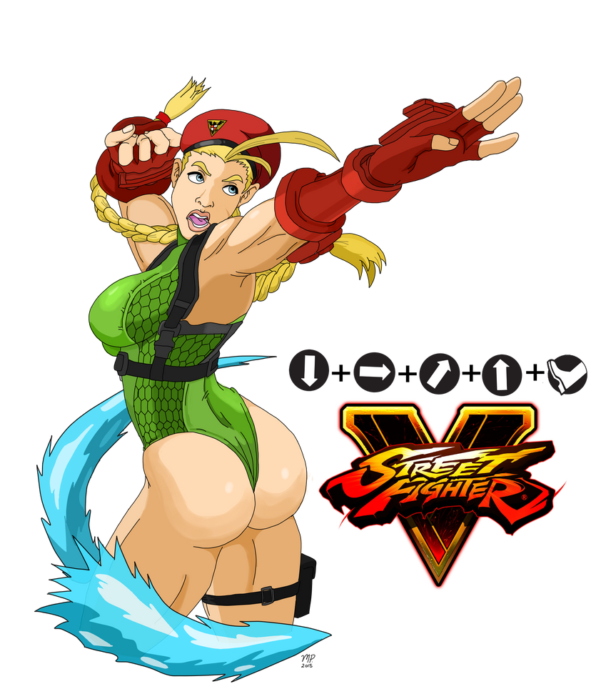Street Fighter Pussy 63