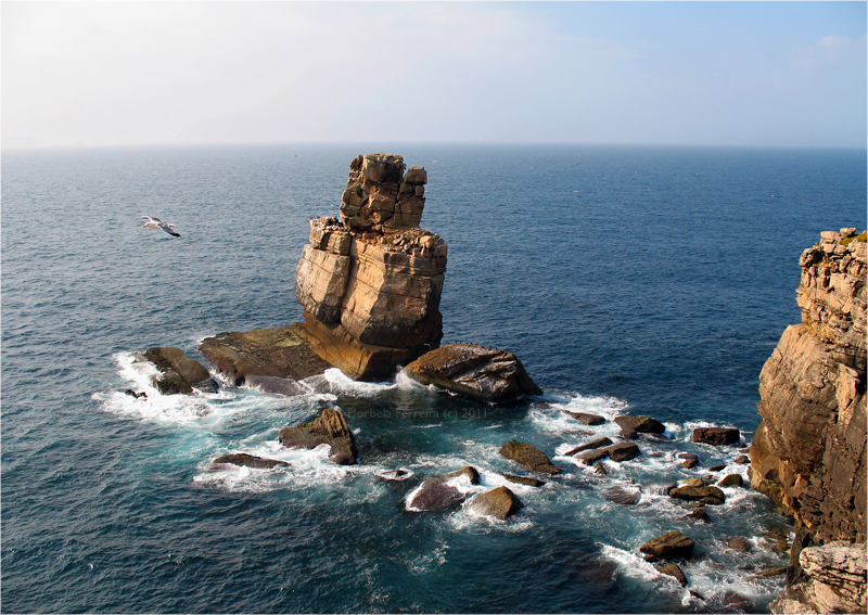 Cabo Carvoeiro by Florbela-Ferreira