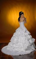 bride wedding dress stock 17 by Luria-XXII