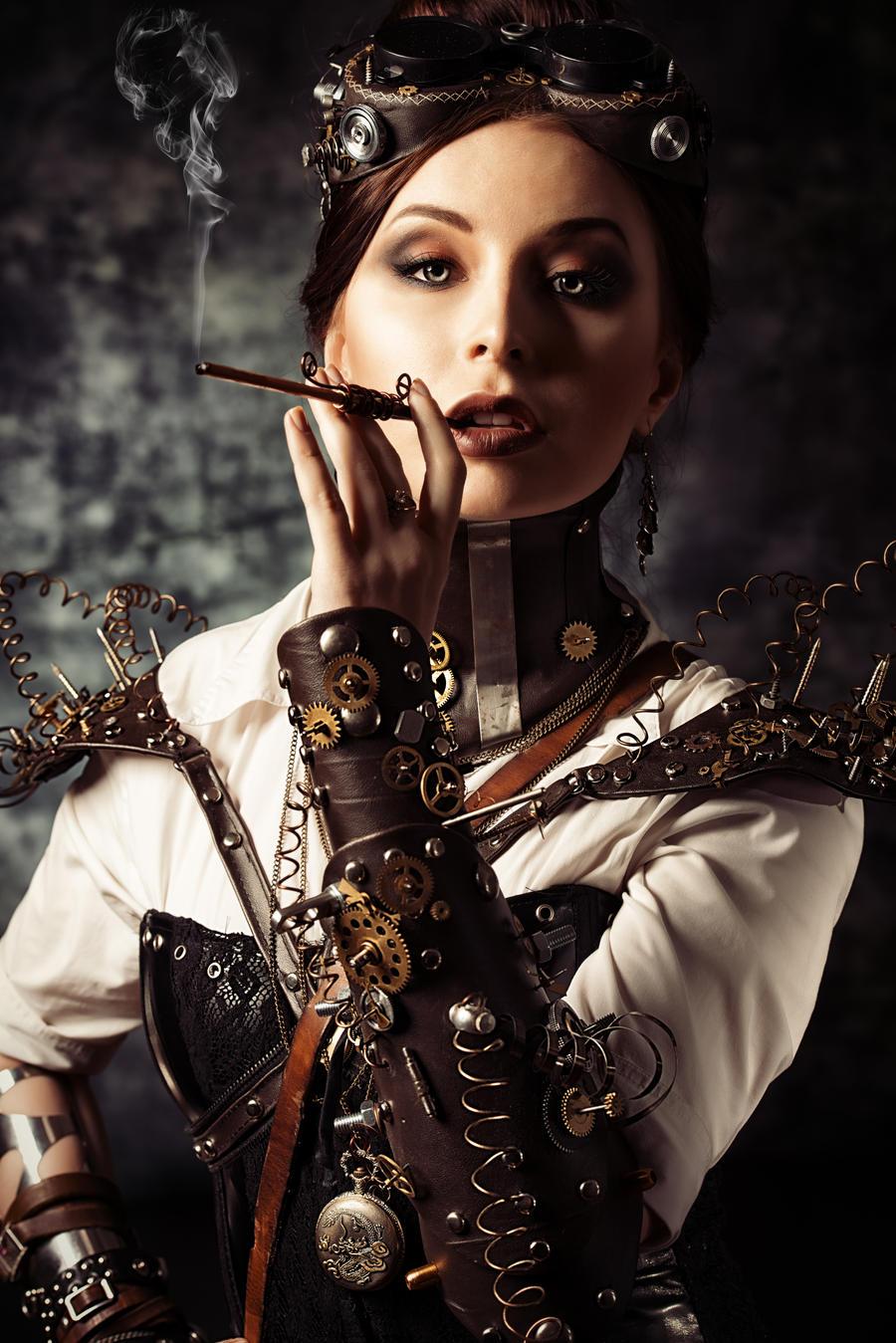 Steampunk Fashion: STEAMPUNK DESIGN On Pinterest