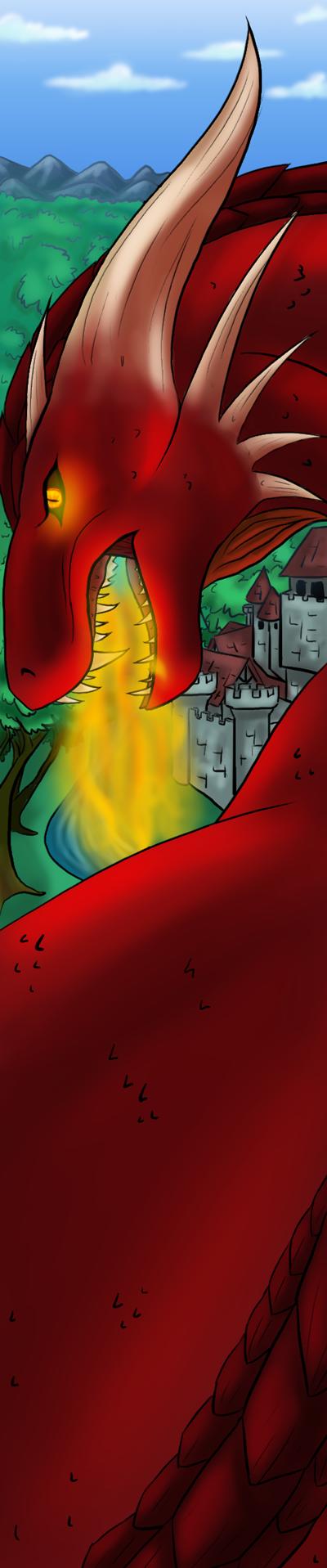 Gallery Folders Dragon by RedIrishDragon