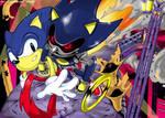 Sonic CD - Stardust Speedway