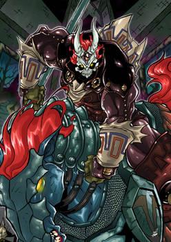 Evil Spirit - Phantom Ganon