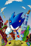 Sonic Mania mirage saloon