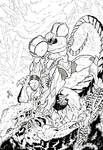 Metroid Samus Returns inks