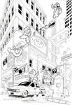 Super Mario Odissey Inks