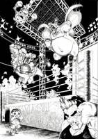 Let's Smash! Ink vers. by Joelchan