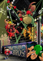 Lets Smash! by Joelchan