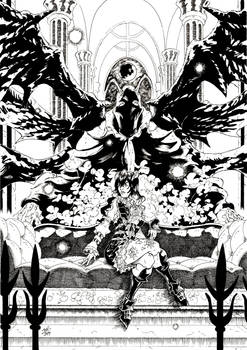 Bloodstained Ritual of the Night (Inks)