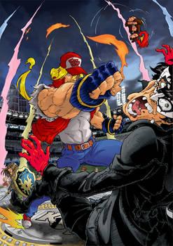 Super Smash Bros. Ultimate X Fatal Fury