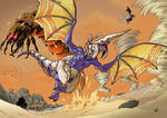 Panzer Dragoon Remake by Joelchan