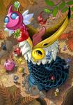 Pikmin 3 by Joelchan