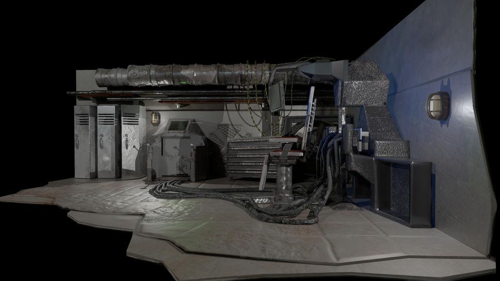 3D Diorama