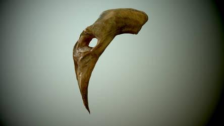 Ritual mask 2