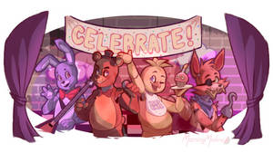 FNaF 6th Birthday