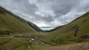 Grey Mare's Tail by whitephotographySCOT
