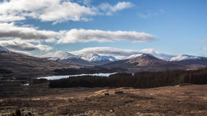 Loch Tulla by whitephotographySCOT