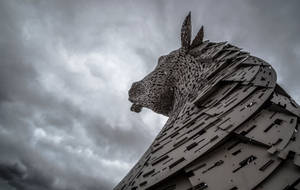 The Kelpies by whitephotographySCOT