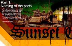 Sunset G: Naming Of The Parts by tim12s