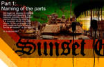 Sunset G: Naming Of The Parts